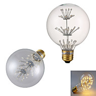 YouOKLight®2PCS E27 G80 3W 47-LED Decorative Bulb Warm White 3000K 130lm (AC220-240V)