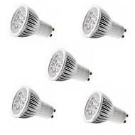 5W E14 / GU10 / GU5.3(MR16) / E26/E27 LED-spotlys MR11 5 SMD 550 lm Varm hvid / Kold hvid Dekorativ AC 85-265 V 5 stk.