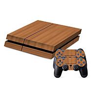 b-Skins PS4 konsoll beskyttende klistremerke deksel huden kontrolleren folie som klistres
