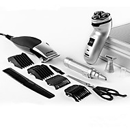 Elektrisk barbermaskine Herre Others Manual / Barbering Tilbehør Smøremiddel Dispenser / Lav Larm / Ergonomisk Design Tør/Våd Barbering