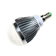 Zweihnder W457 E14 5W 480LM Warm White/White Light LED Beads Points Cover Energy-Saving Bulbs