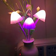 מנורת לילה אור חיישן יצירה פרח צבע לשינוי