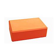 EVA Yoga-block 25*15*7.5 Klistrig / Ogiftig 7,5 mm Rosa / Blå / Grön / Orange / Lila other
