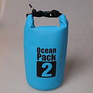 Bolsas Impermeáveis / Bolsa Impermeável Unissex Bolsas de Câmara / Celular / Impermeável Mergulho e Snorkeling / Natação / SurfLaranja /