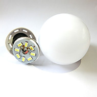 9W B22 / E26/E27 Ampoules Globe LED Encastrée Moderne 38LED SMD 2835 600 lm Blanc Chaud / Blanc Froid Décorative AC 100-240 V 1 pièce