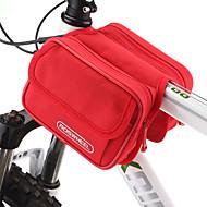 ROSWHEEL® 자전거 가방 1.7L자전거 프레임 백 방수 지퍼 / 방습 / 충격방지 / 착용할 수 있는 싸이클 가방 PVC / 의류 / Terylene 싸이클 백 사이클링 16*11*9