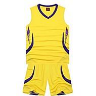 andre mænds ærmeløs fritid sport / badminton / basketball / kører tøj sæt / hurtig tør /