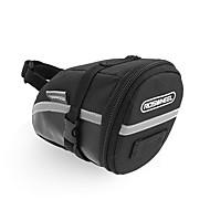 Torba rowerowa do siodełka Wodoodporny / Wstrząsoodporny / Do noszenia / Wielofunkcyjne Kolarstwo PVC / 600D polyester Czarny