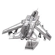 3D-puslespill Metallpuslespill som Gave Byggeklosser Modell- og byggeleke Faiter 14 år og oppover Leketøy