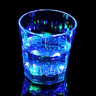 1шт красочный цвет творческий паб КТВ светодиодные лампы свет ночи водить Drinkware