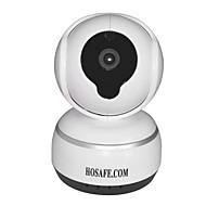 hosafe 720pのワイヤレスのPTZ IPカメラ/ 32グラムtfの記録/ 30日/ 2ウェイスピーク/動き検出警告ワット