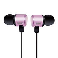 In-ear Metal Headphones DT-205A