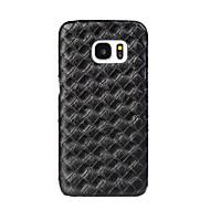 Voor Samsung Galaxy hoesje Patroon hoesje Achterkantje hoesje Geometrisch patroon Hard PU-leer SamsungJ7 (2016) / J5 (2016) / J1 (2016) /