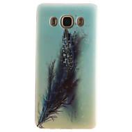 Mert Samsung Galaxy tok IMD Case Hátlap Case Toll Puha TPU SamsungJ7 (2016) / J5 (2016) / J5 / J1 (2016) / J1 Ace / J1 / Grand Prime /