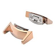 Sort Rose Guld Sølv Rustfrit stål Sportsrem Klassisk spænde For Samsung Galaxy Ur 20mm