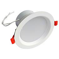 12W LEDダウンライト 960-1000 lm 温白色 / クールホワイト SMD 5730 装飾用 AC 85-265 V 1枚