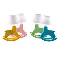 Bureaulampen-Oogbescherming-Rustiek/landelijk-Kunststof