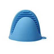 Cucina creativa Gadget / Migliore qualità / Alta qualitàSilicone Baking Tools Insulation Against Hot Microwave Oven Gloves Insulated