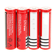 BRC 4200mAh 18650 Battery (4pcs)