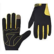 Ολόκληρο το Δάχτυλο Λύκρα Μοτοσικλέτες Γάντια