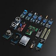 16 types sensormodule kit voor Arduino Raspberry Pi