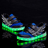 Boys' Shoes Wedding / Outdoor / Casual PU / Synthetic Flats Spring / Summer / Fall / Winter Comfort MagicLED shoes