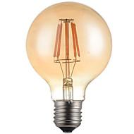 G95 6w E27가 500lm 2700K 360 정도는 필라멘트 빛 에디슨 전구를 주도 (220-240V)