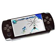 CMPICK new purple light X6 PSP 8 g 4.3inch PSP handheld game machine