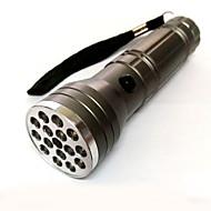 Belysning LED Lommelygter LED / Laser 100 Lumens 3 Modus LED AAA Nødsituasjon / Super LettCamping/Vandring/Grotte Udforskning /