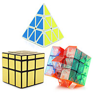 Rubik's Cube Smooth Speed Cube 3*3*3 Pyraminx Alien Speed Professional Level Magic Cube ABS