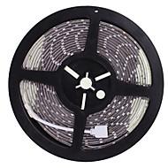 5m impermeável 16,4 pés 300x5630 SMD RGB / quente branco / branco frio / vermelho / amarelo / azul / verde LED luz tiras DC12V