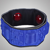 Lazy Slimming Massage Belt Infrared Heating Zipper Power Plate Belt Shook The Machine