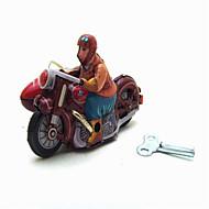 Giocattoli carica a molla Tempo libero Hobby / / / Metallo Rosso Per bambini