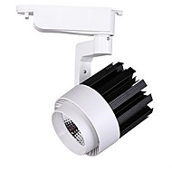 15w 1200LM caldo LED cool white traccia Light Rail posto guida a soffitto super luminoso (AC220-240V)