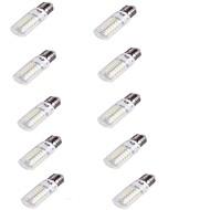 4 E26/E27 LED-maissilamput T 56 SMD 5730 240 lm Lämmin valkoinen Koristeltu AC 220-240 V 10 kpl