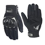 ιππασία φυλή επαγγελματική ολίσθηση-απόδειξης πλήρη δάχτυλο αγώνων μοτοσικλέτας γάντια MCS-17