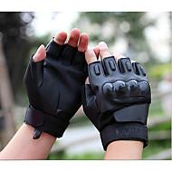 Κοντό Δάχτυλο Δερμάτινο Δέρμα Μοτοσικλέτες Γάντια