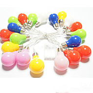 1PC LED Home Christmas Outdoors Decorate 5M 20 Dip Waterproof String Lights