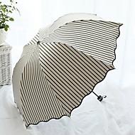 Összecsukható esernyő Fém