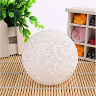 Magic Crystal Ball Colorful Night Light Automatic Color Light Particles 8Cm / Light Particles