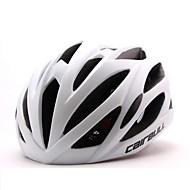 Helmet Pyörä(Valkoinen / Vihreä / Punainen / Musta / Sininen,PC / EPS)-deNaisten koot / Miesten / Unisex-Pyöräily / Maastopyöräily /