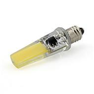 9 E11 LED-kohdevalaisimet T 1 COB 350 lm Lämmin valkoinen / Kylmä valkoinen Koristeltu AC 220-240 V 1 kpl