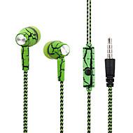 Sei sicuro LW01 Microauricolari (infra-orecchio)ForLettore multimediale/Tablet / Cellulare / ComputerWithDotato di microfono / DJ /