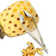 1 stk Ananas Tong For For frugt Rustfrit stål Kreativ Køkkengadget Høj kvalitet Originale