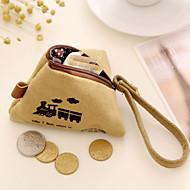 الأرز زلابية تصميم الكتان تغيير محفظة لون عشوائي