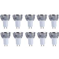 5W GU10 Faretti LED MR16 KWB COB 420 lm Bianco caldo / Luce fredda Impermeabile V 10 pezzi