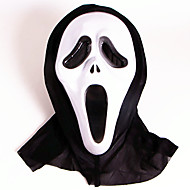 Halloween Masks Ghost Scary Scream Holiday Supplies Halloween Masquerade 1