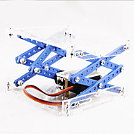 Crab Kingdom Model Material DIY Lifts Table Toys Handmade Science And Technology Manufacture Toy 148 Number