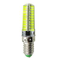 6 E14 LED a pannocchia Tubolare 80 SMD 5730 360 lm Bianco caldo / Luce fredda Decorativo AC 220-240 V 1 pezzo