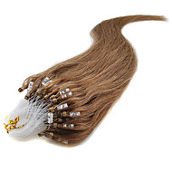 """1pc/lot 22"""" Ash Blonde(#24) 100S Micro Loop Human Hair Extensions many colors in stock"""